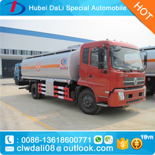 4*2 Dongfeng 145 fuel bowser oil tank fuel tank transport delivery truck