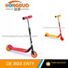 cheap kids Unibody 2 wheels kick scooter for promotional/kick scooter for children balancing scooter/cheap kick scooter for sale