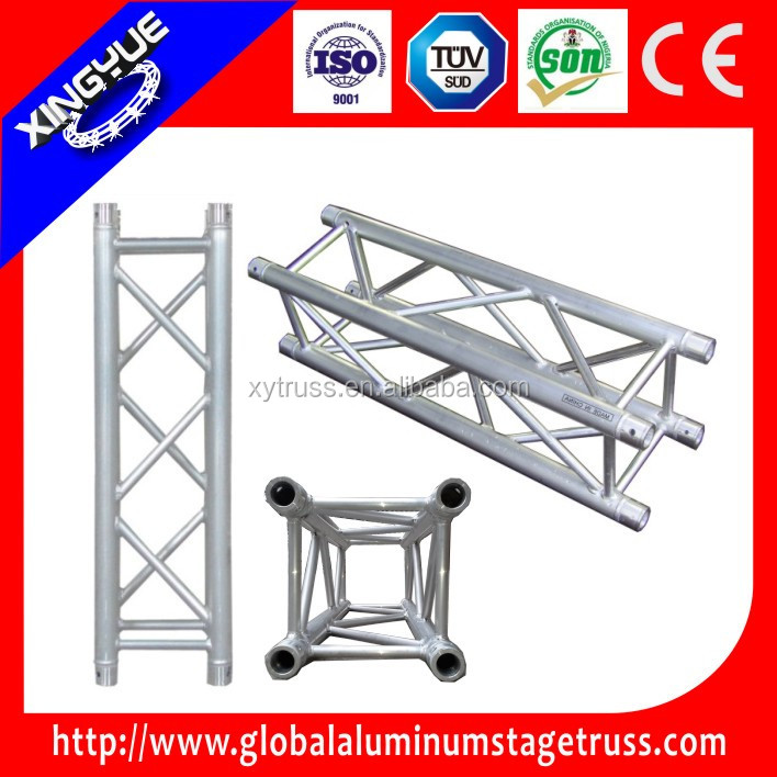 290x290mm Square Aluminum Truss Spigot Truss End Plate