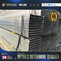square tube iron fence/black iron square tube/40x40 steel square pipe