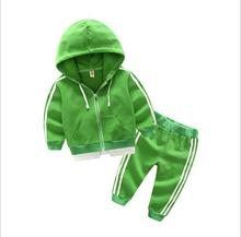 China factory OEM for custom printing kids clothing sets kids clothes kid wear hoodie pants