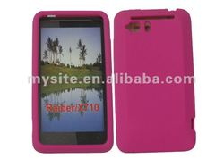 Custom Cell Phone Silicon Case for HTC X710 Raider 4G