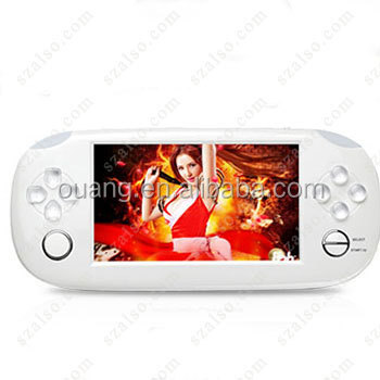 popular 4.3 inch smart touch game console