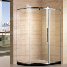 low price stainless steel frame cabinet room shower enclosure S6045