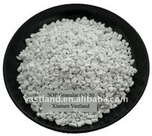 soluble fertilizer SOP