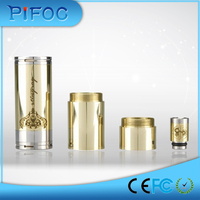 2014 newest mechanical mod clone gold stingray full mechanical mods