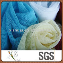 100% Polyester Flocking Mesh Fabric