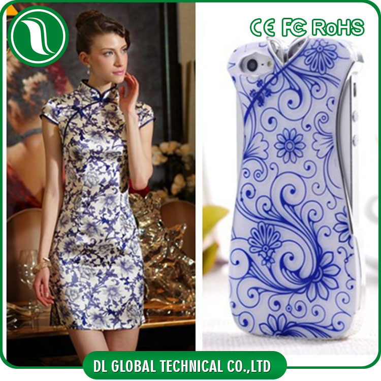 new products Chinese style Hard PC Phone case for iphone 5s case glow in the dark Phone Case