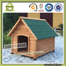 SDD04 Small House Design Wood Dog Cage for Sale Cheap