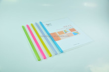 File Folder Sliding Bar Report Cover Document Grip Binding Bar Display Folders