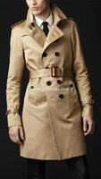 2015 men's long casual coat