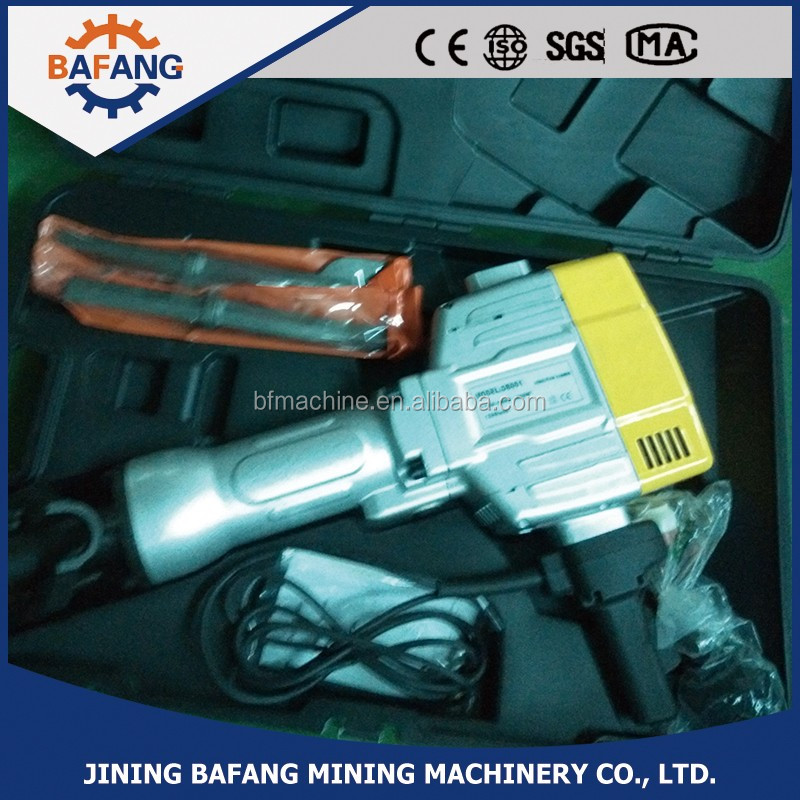 breaker machine price