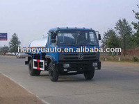 Dongfeng 7-8cbm fecal suction truck with CCC Certification in hongyu
