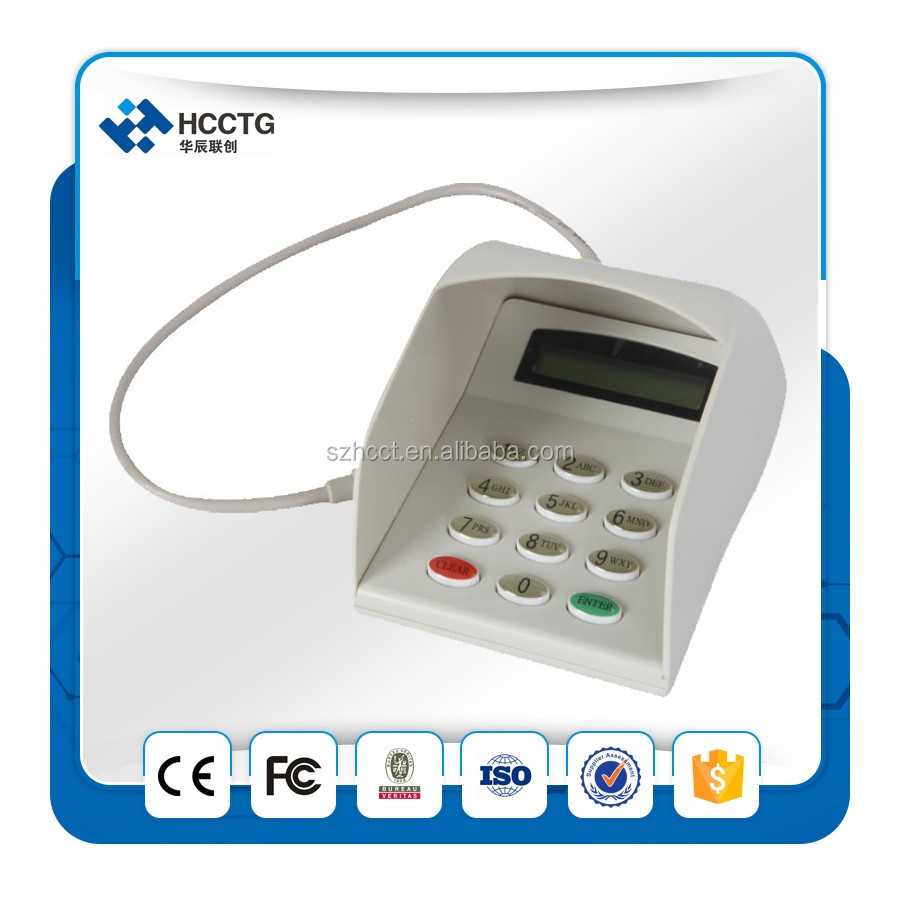 HCC950 Secure Pin Pad with USB interface
