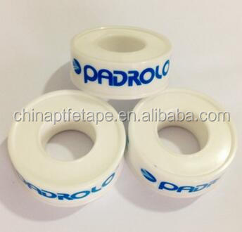 Padrolo brand good quality PTFE teflon tape hot sale in Bangladesh market