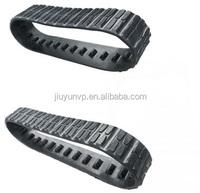 High quality Rubber track N120 230x72x43 /rubber crawler,rubber tracks for trucks