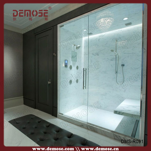 touch screen shower/portable shower screen
