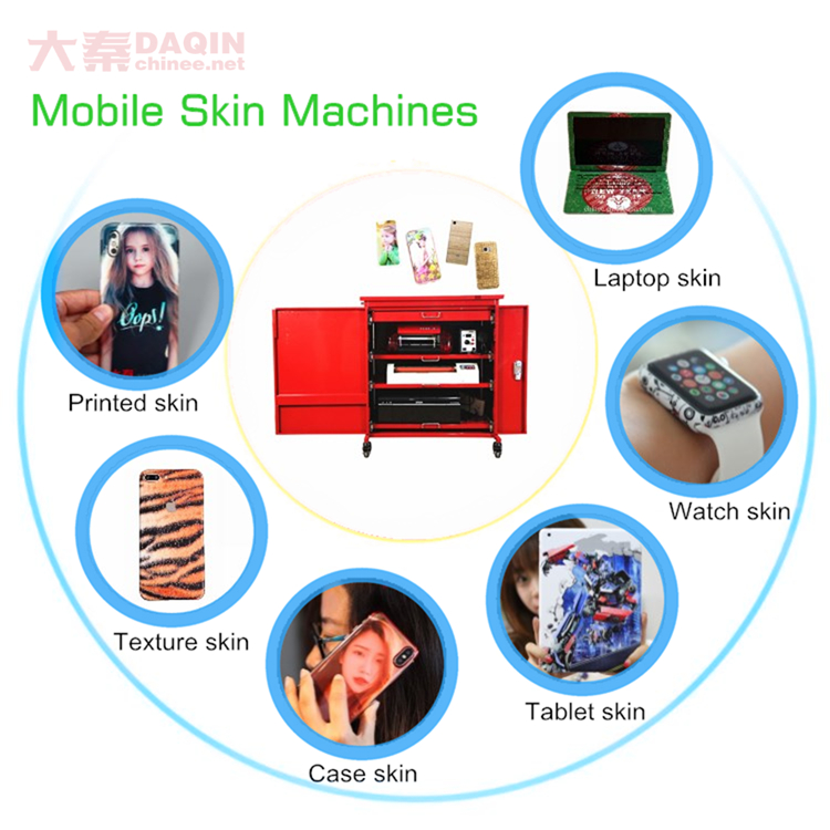 Consumer Electronics Mobile Phone case sticker machine Accessories Mobile Phone Housings