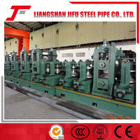Second Hand High Frequency Welding Tube Moulding Mill