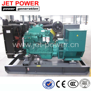 Factory price 8kw-1000kw open and silent Diesel Generator