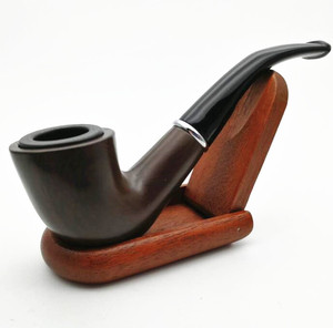 Mettle Cheaper Color Box Dry Tobacco Pipe Bakelite Smoking Pipes For Christmas Gift