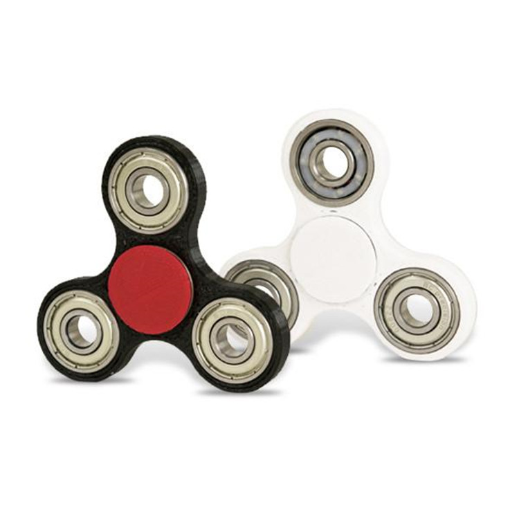 Haoqiang best service Custom Bearing Fidget Spinner Toy novelty toys