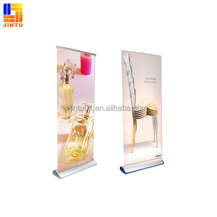 Advertising equipment wholesale customized roll up banner stand for display