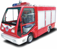 CE approved Electric Fire Truck cheap mini small fire truck