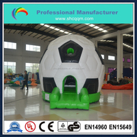 inflatable football bouncer,soccer inflatable bounce house,inflatable bounce castle