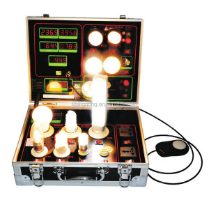 LED lighting test equipment AC/DC bulb tester