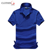 ribbed collar cheap custom men branded 100% nylon polo shirt