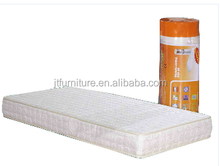 High Density Memory Foam Mattress Rolled Packed