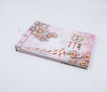 Hard cover Brochure printing Customized color book printing