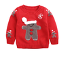 2016 hot sale mens funny Cute Santa christmas jumper ugly sweater