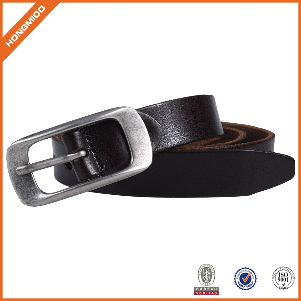 Fashion Design Cow Real Leather Belts for Women Lady