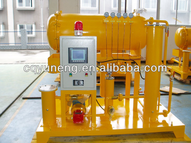 Lube Oil Separator System/ Oily Water Separator Machine