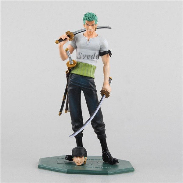 (TOP Quality) One Piece Anime toy Zoro POP action figure PVC Model Collectible Toy Action figure
