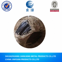 low carbon steel GI wire and black annealed wire