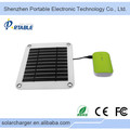 high efficiency flexible portable thin film 5W Solar Panel System