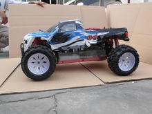 Blaze Monster 1/5 scale 2WD car,gas powered rc truggy with 30cc engine