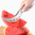 High quality Non-slip Stainless steel watermelon slicer cutter  fruit cutter