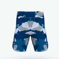 High Quality Sublimated MMA Shorts Fighting