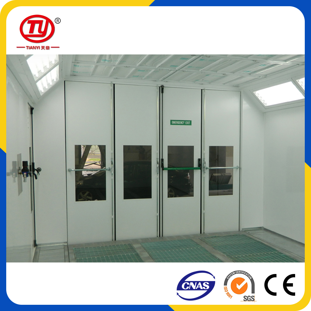 Exported Good Quality Coating Spray Booth For Car
