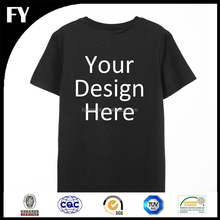 Factory direct wholesale custom t shirt printing t-shirt