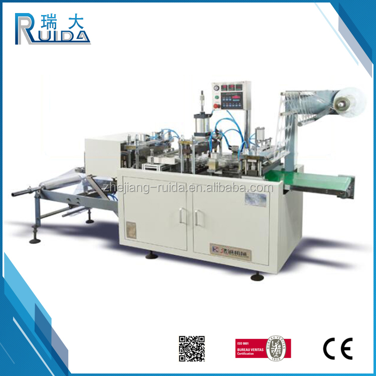 RUIDA Aliexpress China Skillful Manufacture Transparent HIPS/PVC/PET/PS Cup Lid Thermoforming Machine