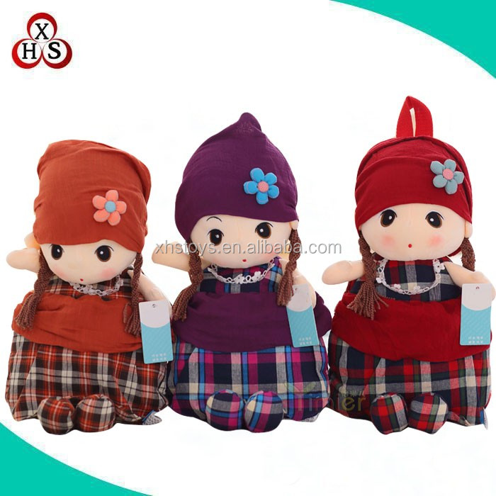 China Manufacturer Kids Plush Bags Wholesale cute children Plush toys Backpack