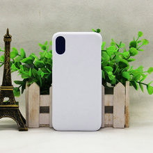 mobile phone shell, sublimation blank phone case, 360 degree phone case for iphone X