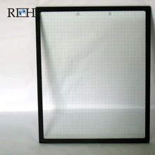 Safety chinese supplier plastic stained glass sheets