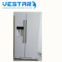 Manufacturie 220v R600a Glass Door Vegetable