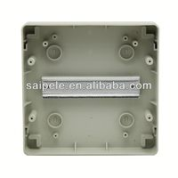 plastic enclosure for electronic device HA-8WAY
